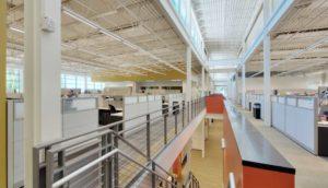 Research & Development Center Interior