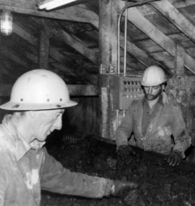 1974 - WVA Coal Mines