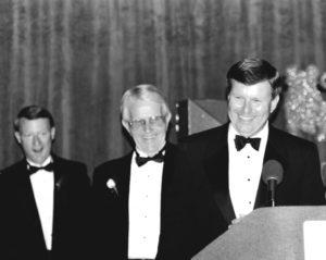 1987 - Robert E. Barnhill Jr to President