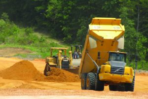 Cumberland County I-295 Material Moving