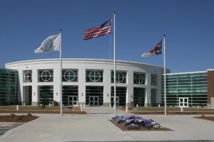 ACT Building Exterior
