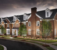 Ramblewood Townhomes Night