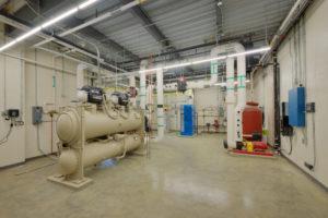 Research Development Center Central Energy Plant