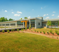 Research Development Center Far Right Exterior