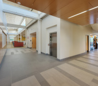 Research Development Center Interior Hall