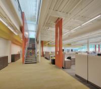 Research Development Center Stair
