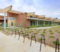 Chatham County Library Exterior