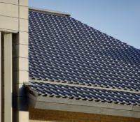 Triangle Brick Headquarters Roof