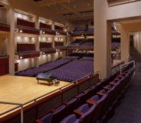 Duke Energy Center Meymandi Concert Hall Piano