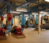 UNCW Student Union Central Energy Plant