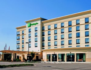 Holiday Inn Rocky Mount Exterior Front