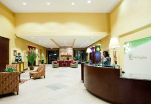 Holiday Inn Rocky Mount Interior