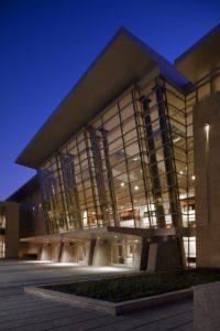 Raleigh Convention Center Exterior