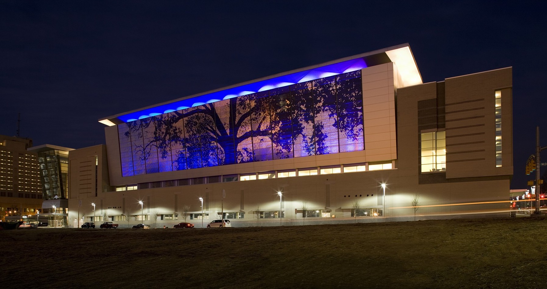 Raleigh Convention Center Barnhill Contracting Company