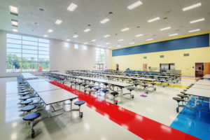 Abbotts Creek Cafeteria