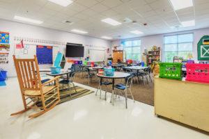 Abbotts Creek Classroom