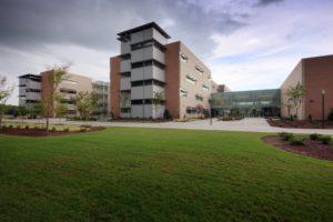 Rolesville High School Exterior