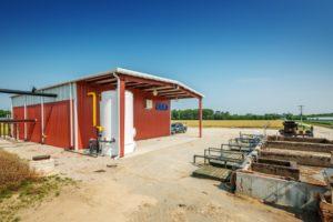 Storms Farm Building Front Side
