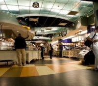 UNCW Student Union Food Court