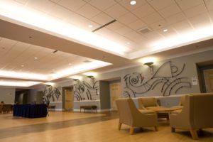 UNCW Student Union Lounge