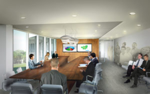 onfidential Client HQ Boardroom