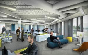 Confidential Client HQ Open Office