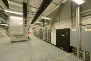 Fractionation Facility Interior Floor Control