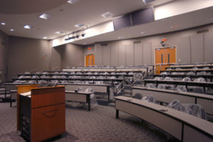 Hock Plaza Auditorium