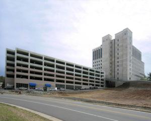 Hock Plaza Exterior Back