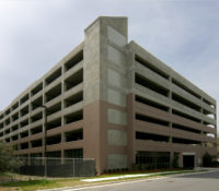Hock Plaza Parking Structure