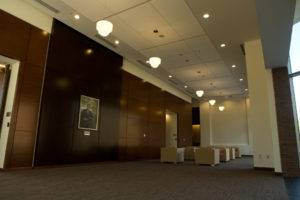 Research Triangle Foundation Lobby