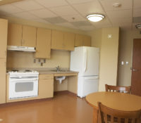 UNC Residence Halls Phase II Kitchen