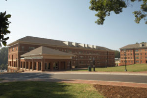 UNC Residence Halls Phase II Main