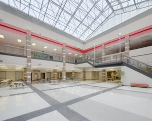 Union High School Commons Side