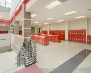 Union High School Commons Upstairs