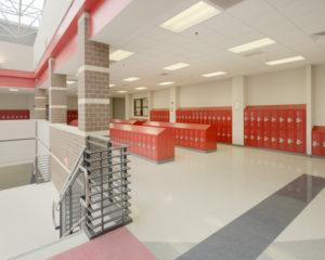 Union High School Commons Upstairs