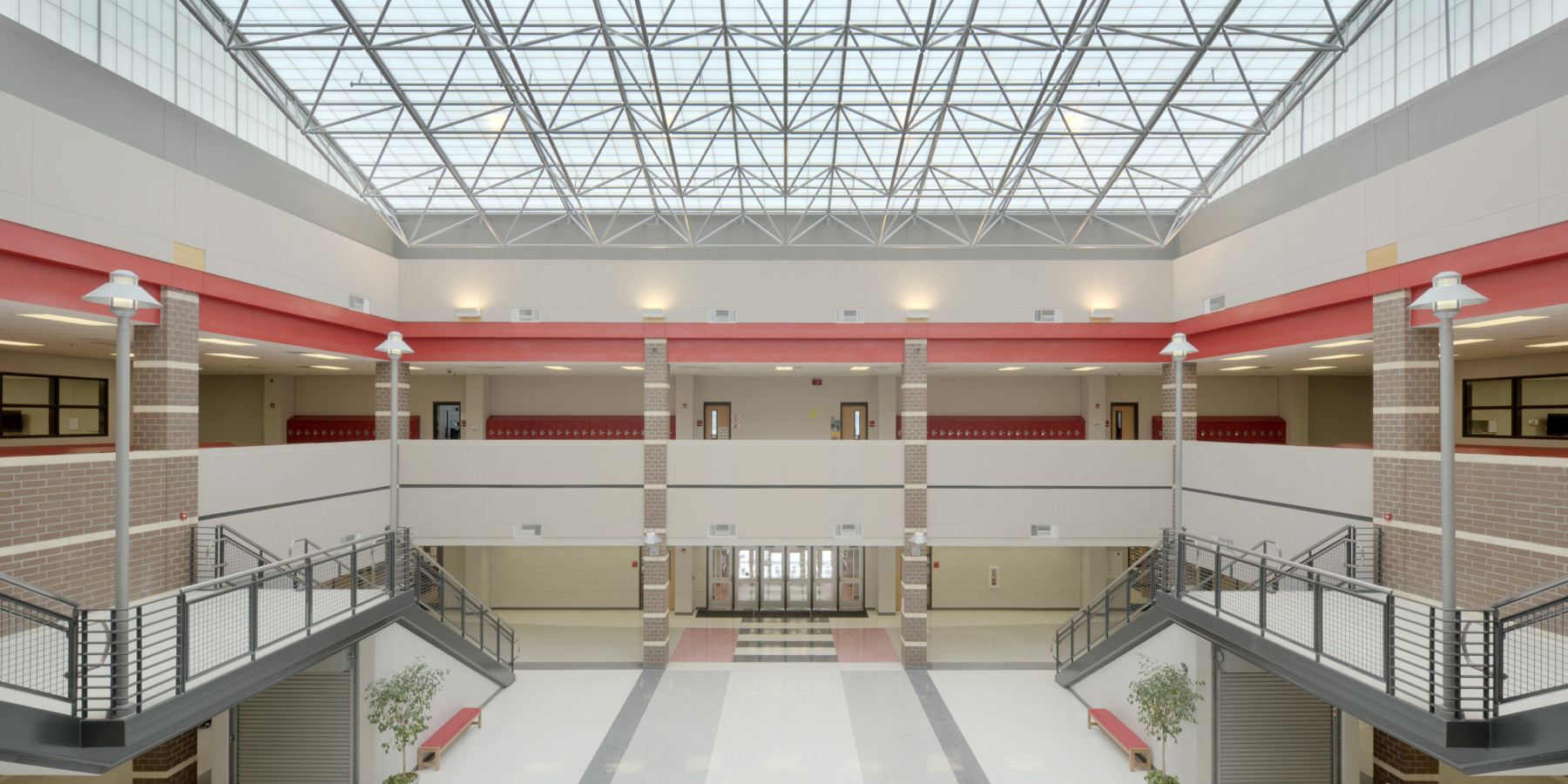 ... Union High School Commons ...