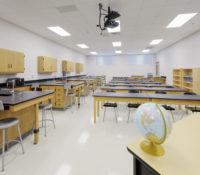 Union High School Classroom