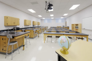 Union High School Classroom
