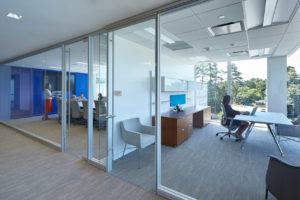 Local Government Federal Credit Union Interior Office Commercial Office