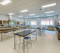 Asheville Middle School Science Lab K-12 education