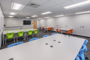 Asheville Middle School Classroom K-12 education