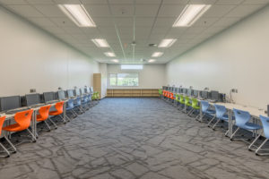 Asheville Middle School Computer Lab K-12 education