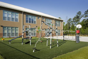 Alston Ridge Elementary Playground