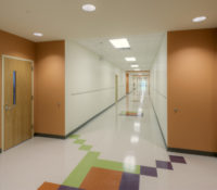 Alston Ridge Elementary Hallway
