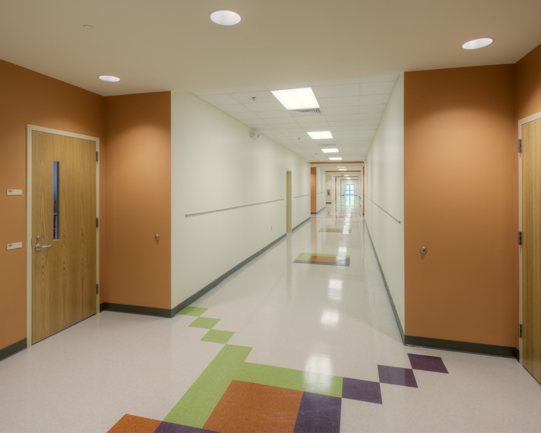 Alston Ridge Elementary School Barnhill Contracting Company