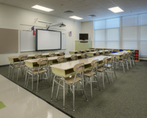 Alston Ridge Elementary Classroom