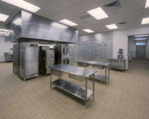 Alston Ridge Elementary Cafeteria Kitchen
