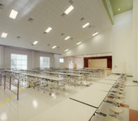 Alston Ridge Elementary Cafeteria