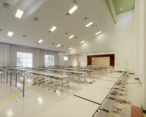 Alston Ridge Elementary Cafeteria